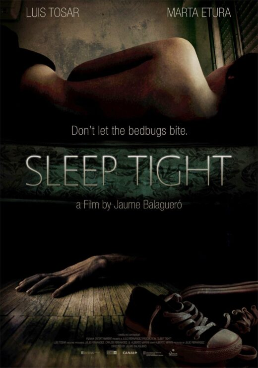 Sleep Tight Movie Poster