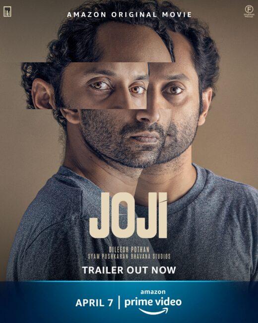 Joji Film Poster