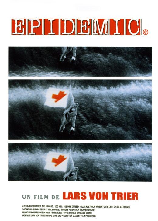 Epidemic 1987 movie poster