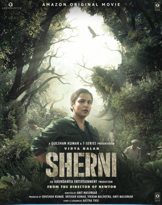 Sherni Movie Poster