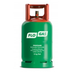 6KG Leisure/Patio Propane Flogas/Albion Gas