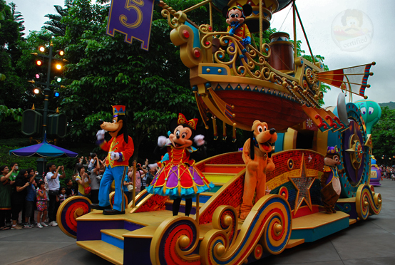 Disney's Parade