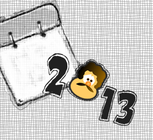 A brand new year: Same old, same old.
