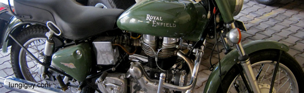 7 reasons why I love my Royal Enfield Bullet