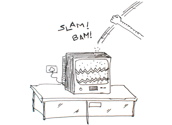 My TV woes