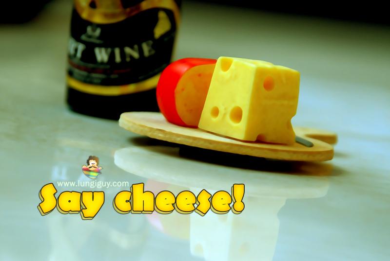 Cheerio. Smile!