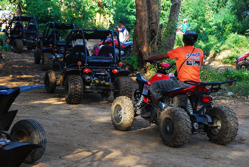 ATV / Buggy ride