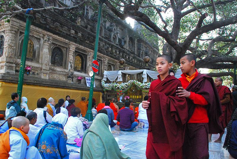 A trip to Nalanda, Bodh Gaya and Varanasi: Part 1