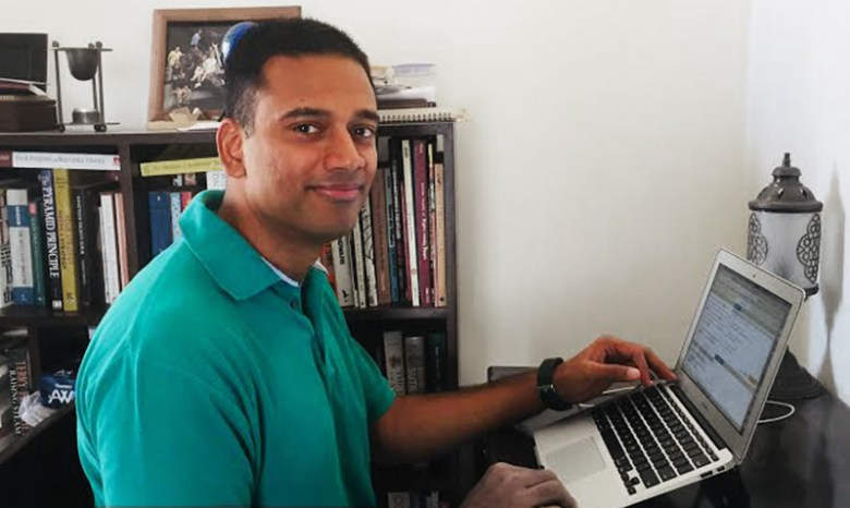 Anoop Vijaykumar: The Calm Investor