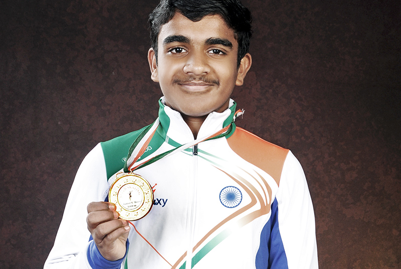 A Winter-Olympian in the making from sunny Mangalore