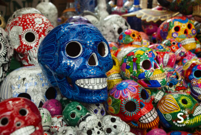 'Calaveras Pintadas' and Natgeo