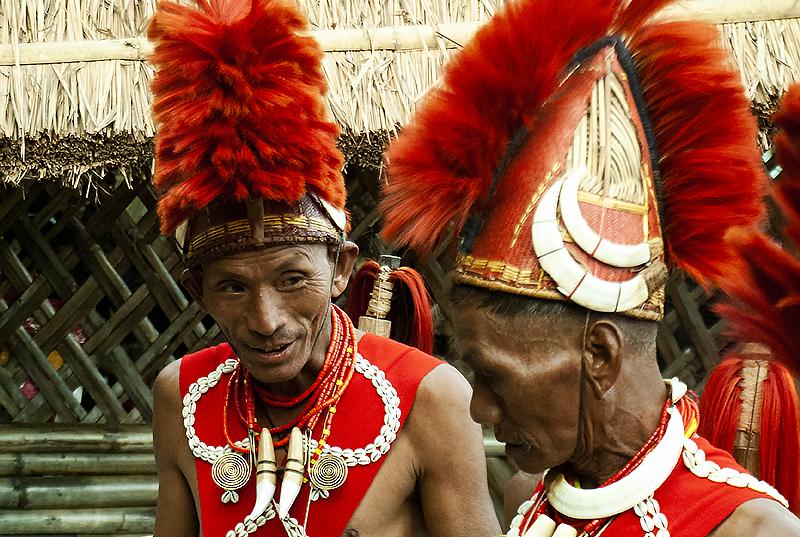 Hornbill Festival, Nagaland and Meghalaya