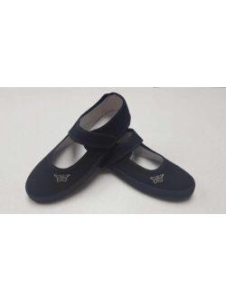 Velcro Girls Plimsolls