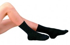 Cotton Rich Socks (Twin Pack)