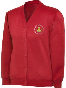 Sweatshirt Cardigan K.I.S