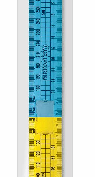 Limited Edition 30cm Folding Ruler