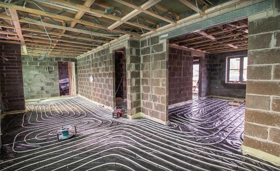 Underfloor Heating Installer Fareham
