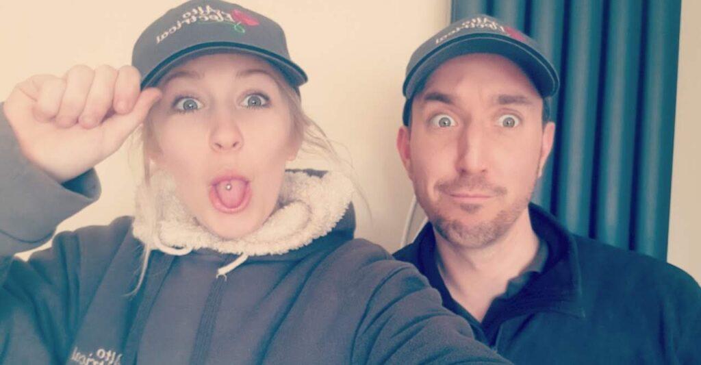 Brooke & Kris