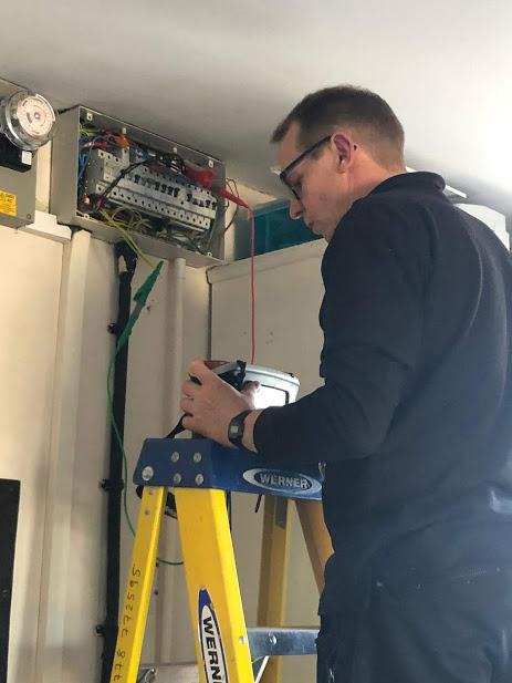 David - Electrician