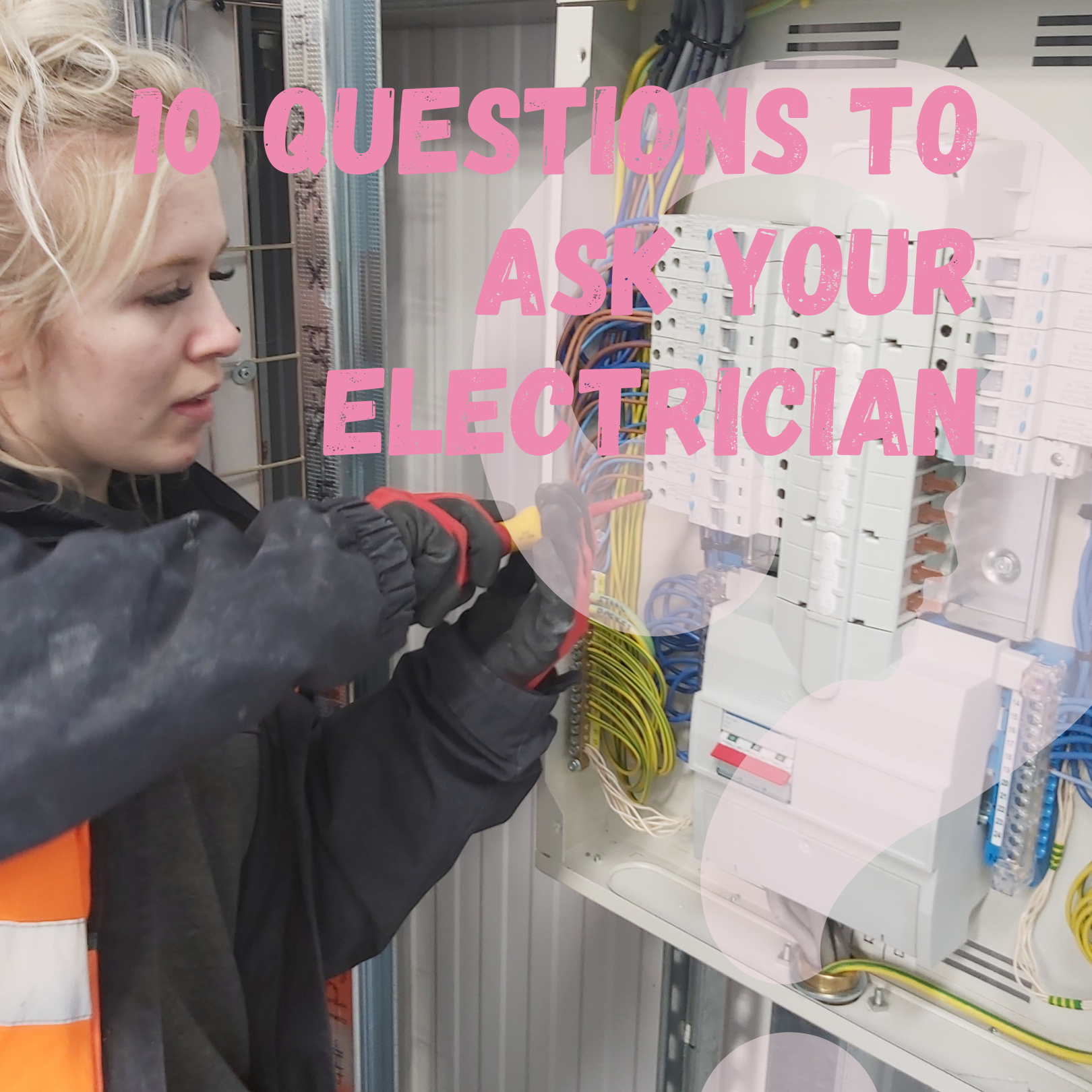 10 questions to ask an electrician