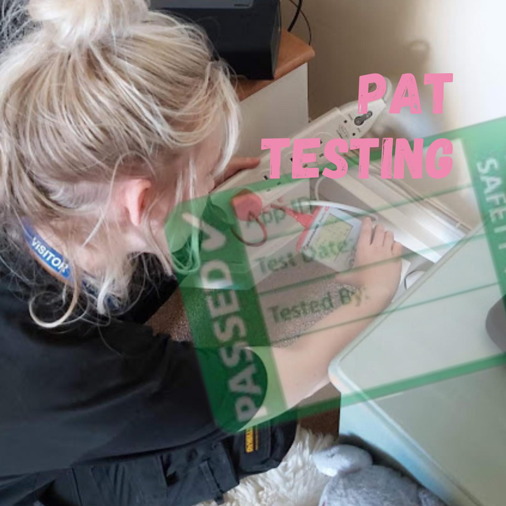 Pat testing header