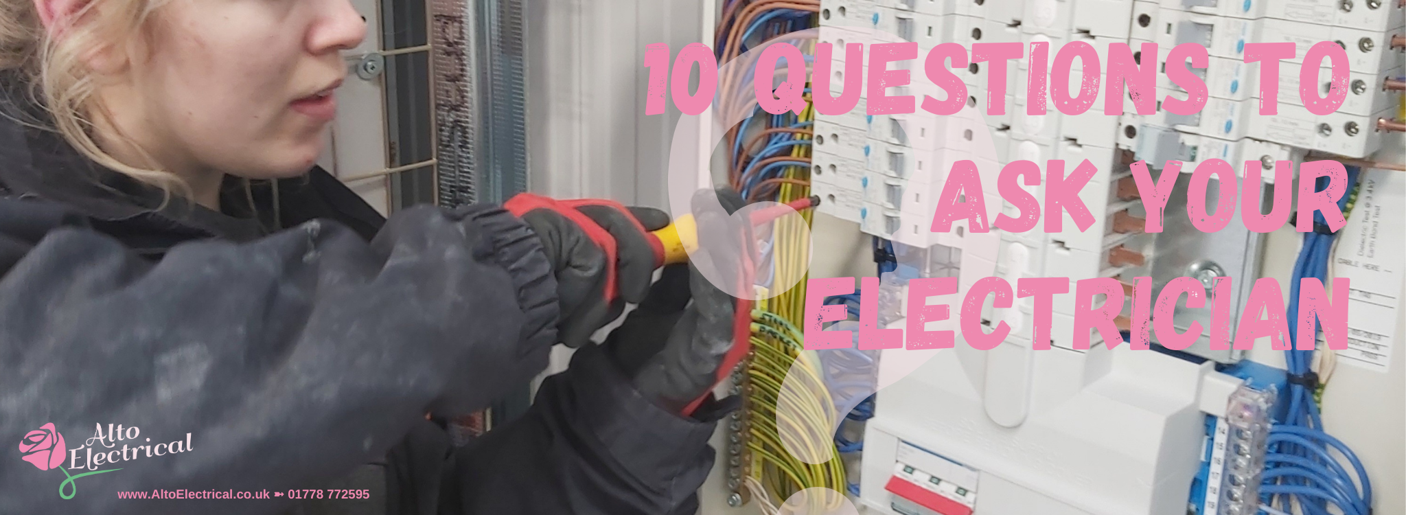 10 Questions to ask your electrician