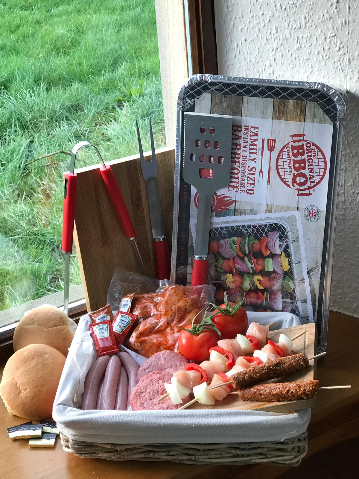 barbecue package