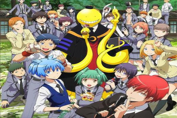 รีวิวอนิเมะสุดครู(ที่คนคูล ๆ ต้องดู) : Assassination Classroom อ่านข่าวการ์ตูน อนิเมะ อนิเมะใหม่ มังงะ Assassination Classroom