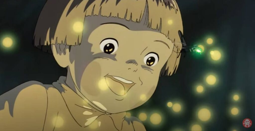 รีวิว Grave of the Fireflies สุสานหิ่งห้อย อ่านข่าวการ์ตูน อนิเมะ อนิเมะใหม่ มังงะ Netflix Grave of the Fireflies