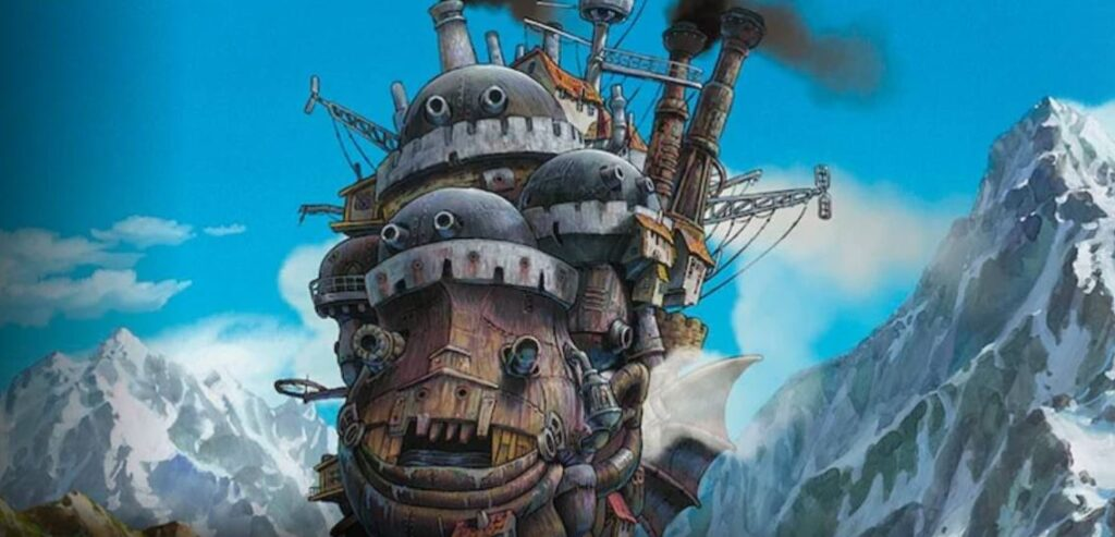 Howl's Moving Castle ปราสาทเวทมนต์ของฮาวล์ อ่านข่าวการ์ตูน อนิเมะ อนิเมะใหม่ มังงะ Netflix Howl's Moving Castle