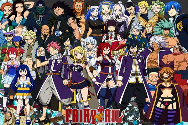 Fairy Tail ศึกจอมเวทอภินิหาร อ่านข่าวการ์ตูน อนิเมะ อนิเมะใหม่ มังงะ Fairy Tail