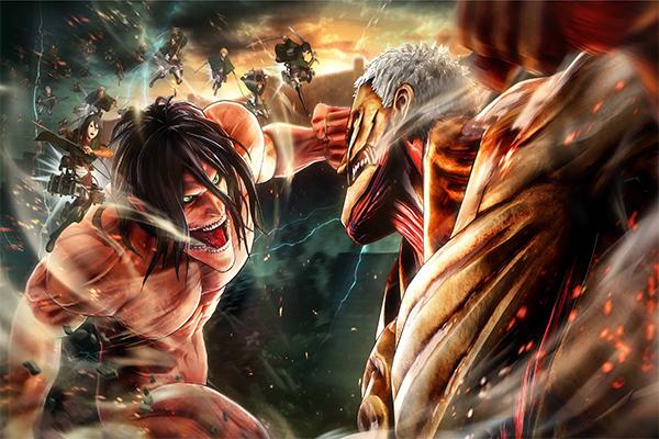 Attack on Titan ผ่าพิภพไททัน อ่านข่าวการ์ตูน อนิเมะ อนิเมะใหม่ มังงะ Attack on Titan