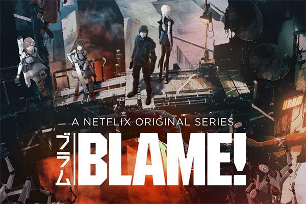 BLAME พลิกวินาทีล่า อ่านข่าวการ์ตูน #อนิเมะ อนิเมะใหม่ มังงะ BLAME
