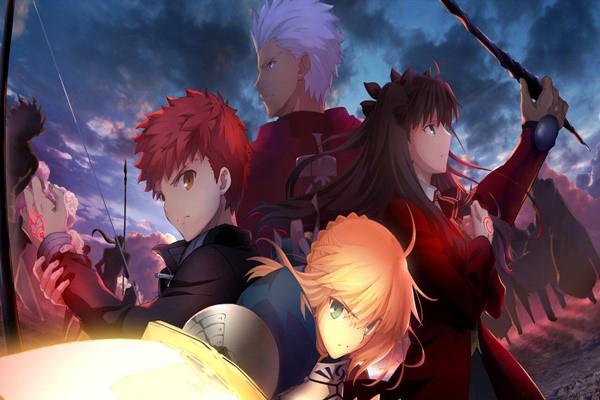 Fate/Stay night มหาสงครามจอกศักดิ์สิทธิ์ อนิเมชั่นแนวแอคชั่นแฟนตาซีที่ดัดแปลงมาจากเกม อ่านข่าวการ์ตูน อนิเมะ อนิเมะใหม่ มังงะ Fate/Staynight