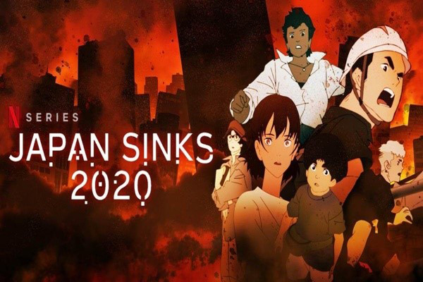 Japan Sinks: 2020 จะเกิดอะไรขึ้นเมื่อประเทศญี่ปุ่นประสบหายนะทางธรรมชาติจนจม อ่านข่าวการ์ตูน อนิเมะ อนิเมะใหม่ มังงะ Netflix JapanSinks:2020