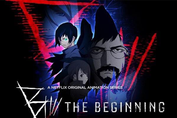 B: The Beginning อนิเมชั่นแนวสืบสวนสอบสวนไซไฟสุดลุ้นระทึก อ่านข่าวการ์ตูน อนิเมะ อนิเมะใหม่ มังงะ Netflix B:TheBeginning