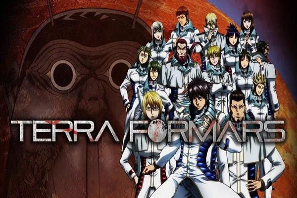 Terra Formars OVA อนิเมชั่นต้องห้ามสำหรับคนกลัวแมลงสาบ อ่านข่าวการ์ตูน อนิเมะ อนิเมะใหม่ มังงะ TerraFormarsOVA