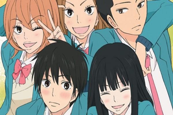 Kimi ni Todoke อนิเมชั่นเรื่องราวความรักของเด็กสาวที่มีฉายาว่าซาดาโกะ อ่านข่าวการ์ตูน อนิเมะ อนิเมะใหม่ มังงะ KiminiTodoke