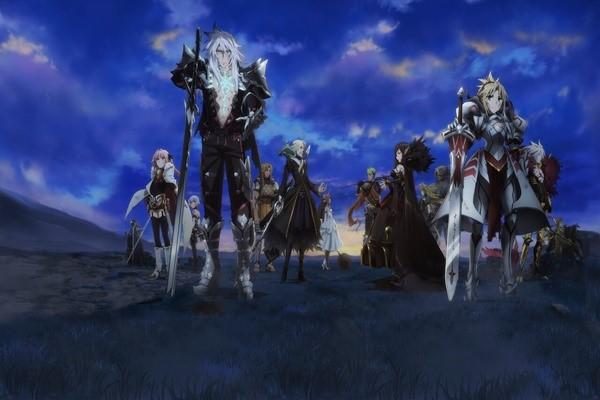 Fate/ Apocrypha อนิเมชั่นในจักรวาล Fate Series ที่ครั้งหนึ่งเคยถูกสร้างเป็นเกมออนไลน์ อ่านข่าวการ์ตูนอนิเมะอนิเมะใหม่มังงะ FateApocrypha