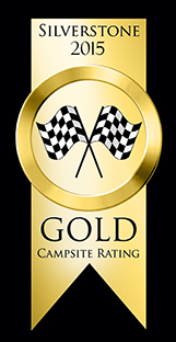 Campsite Ratings 2015 Gold Award