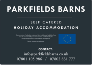 Parkfields Barns Self Catered Holiday Accommodation