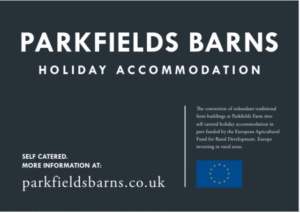 Parkfields Barns Self Catered Holiday Accommodation B