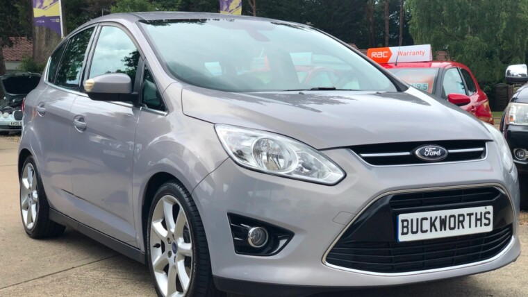 FORD, C-MAX 2011 (11) Titanium Turbo 5-Door