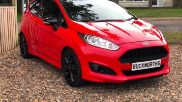 FORD FIESTA 2015 (15) 1.0 EcoBoost 140 Zetec S Red 3dr