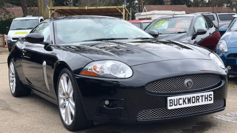 JAGUAR XKR 2008 (58) 4.2 Supercharged V8 2dr Auto