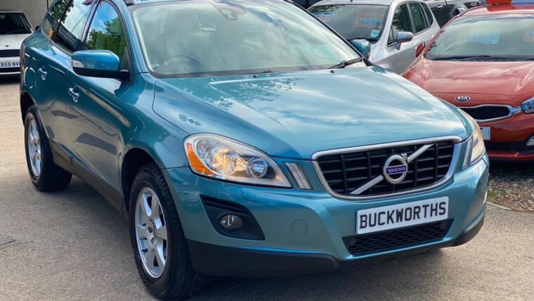 Volvo XC60 2010 (10) 2.4D [175] DRIVe S 5dr