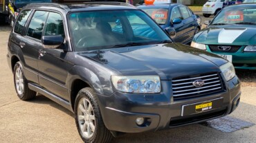 Subaru Forester 2009 (09) 2.0 XC 5dr