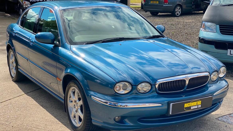 Jaguar X-Type 2002 (02) 2.0 V6 SE 4dr