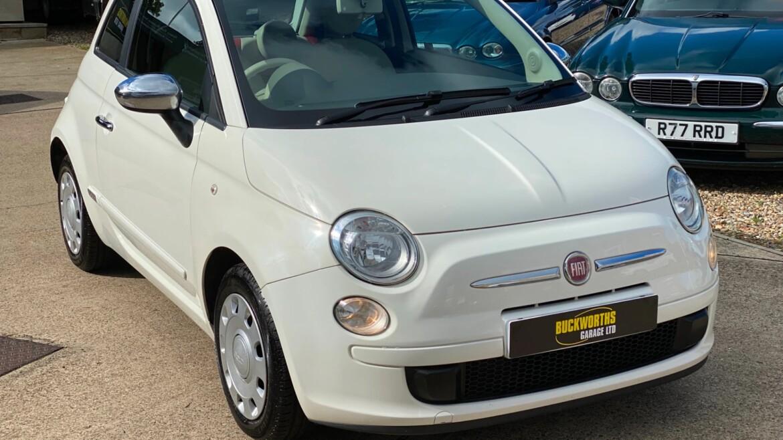 Fiat 500 2010 (10) 1.2 Pop 3dr