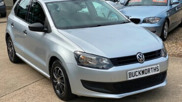 Volkswagen Polo 2010 (10) 1.2 70 S 5dr